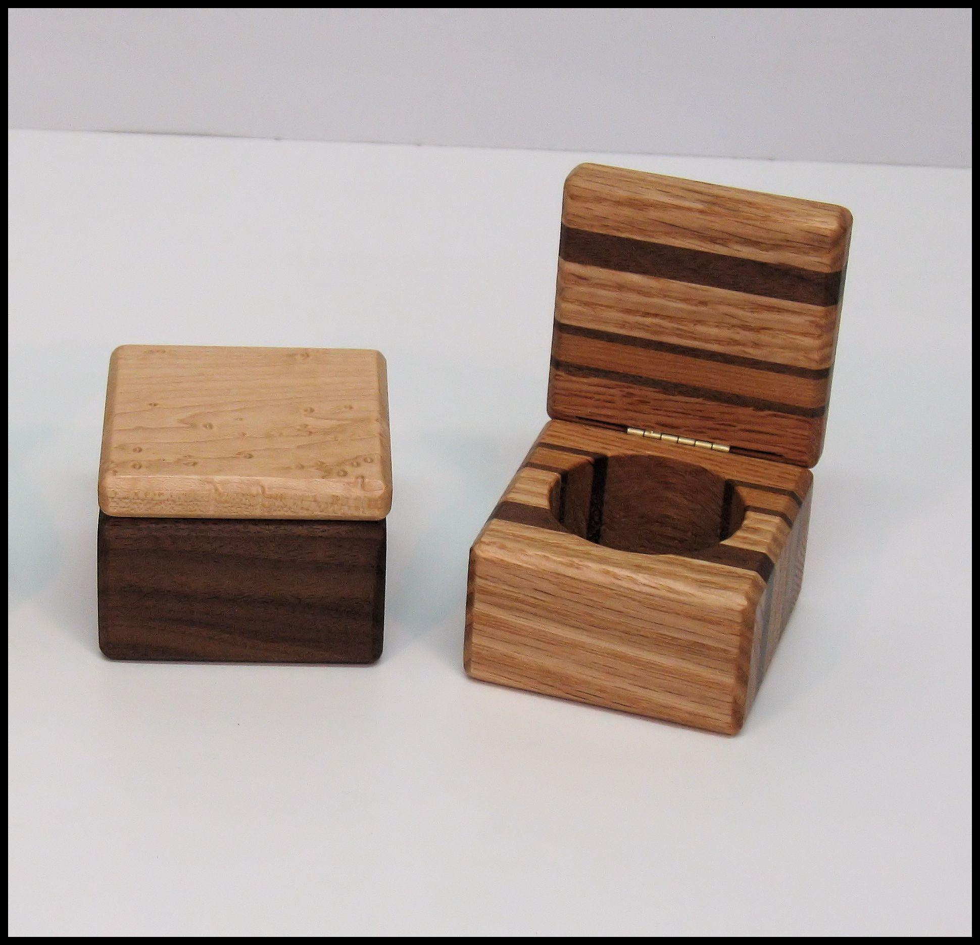 Unique Wooden Boxes